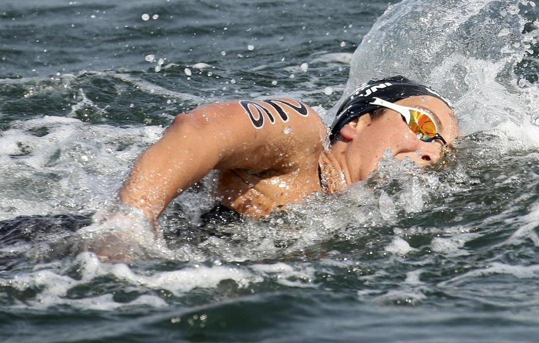 Rio 2016 - RACHELE BRUNI È ARGENTO NELLA MARATONA DEL NUOTO 7