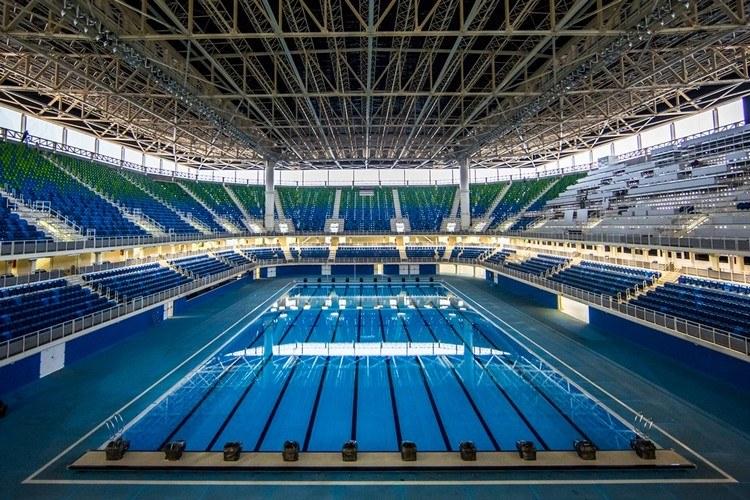 Rio 2016 - LA MAGIA DEL NUOTO 8