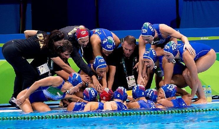 Rio 2016 - IL SOGNO CONTINUA: SETTEROSA IN FINALE 5