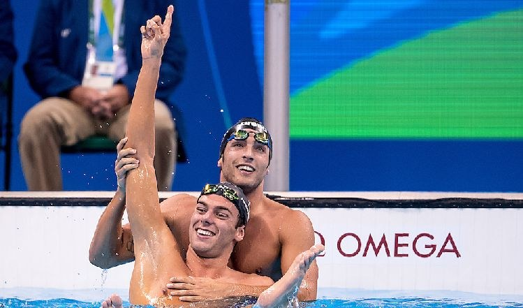 Rio 2016 - TUTTI I RISULTATI DEGLI SPORT ACQUATICI 1