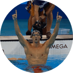 ROMA 2009: BIEDERMANN vs PHELPS 6