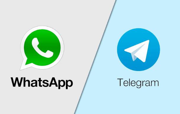 WHATSAPP & TELEGRAM: IL NUOTO SEMPRE CON TE 2