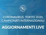 AGGIORNAMENTI LIVE: CORONAVIRUS, TOKYO 2020, NUOTO 7