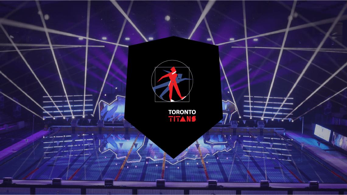 Toronto Titans | INTERNATIONAL SWIMMING LEAGUE 1